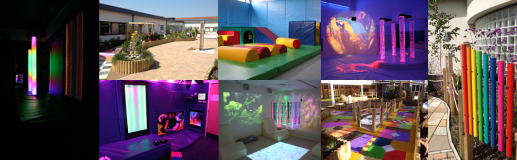 A Range of Different Sensory Environments from Sensory Technology