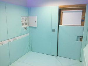 Calm Room with Protective Padding