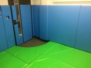 Wobble Room Wall and Floor Padding
